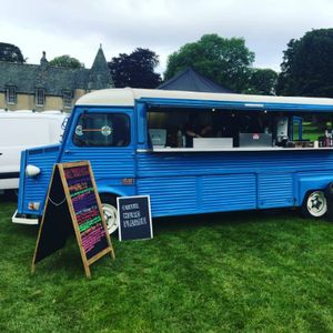 Eat Van Drink Ltd Burger Van