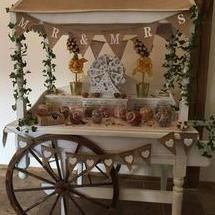 Magical Moments Sweets and Candy Cart