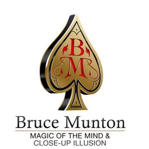 The Magic of Bruce Munton Table Magician