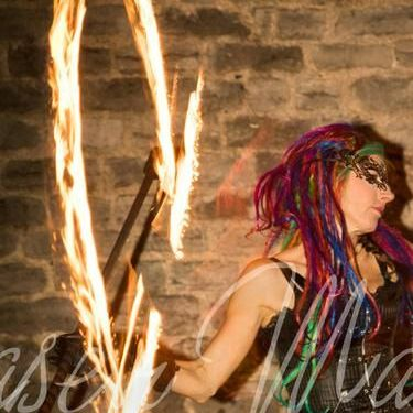The Fire Gypsies Fire Eater