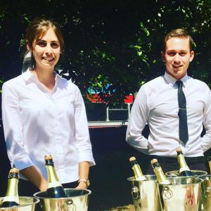 Premium Bar Hire Waiting Staff