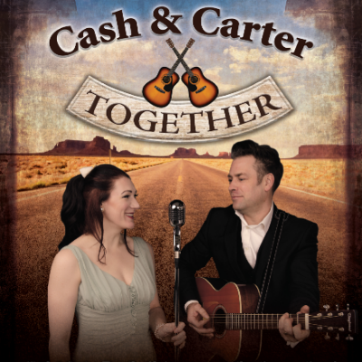 Cash Carter Together 60s Band