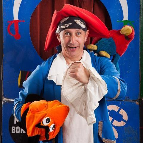 Captain Cutlass Clown