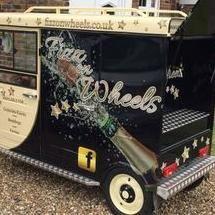 Fizz On Wheels Mobile Bar