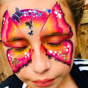 Manchester Face Painting Children Entertainment