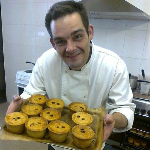 Mark Wilkinson Pie And Mash Catering