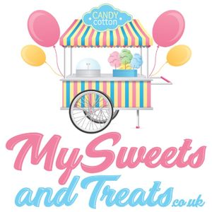 My Sweets and Treats Sweets and Candy Cart