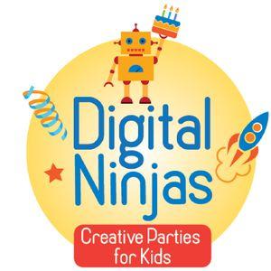 Digital Ninjas Scotland Bell Tent