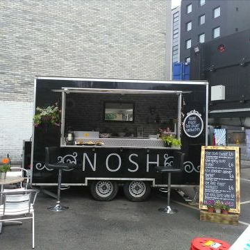 Nosh Mobile Catering Burger Van