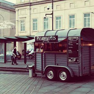 Souvlaki Panormitis Food Van
