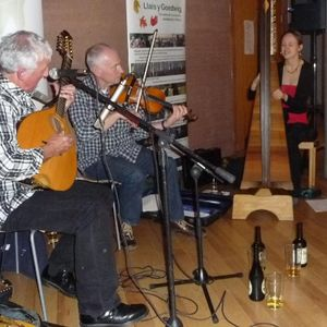 Backroom Band Folk Band