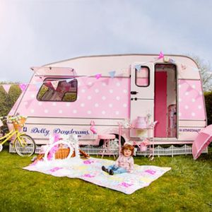 Dollydaydreams Party Caravan Party Tent