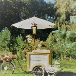 LoveTagEvents Sweets and Candy Cart