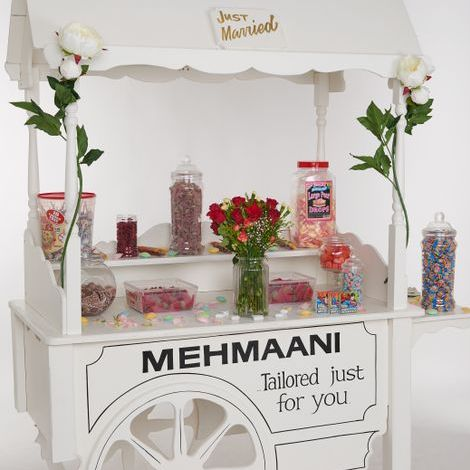 Mehmaani Sweet Cart Sweets and Candy Cart
