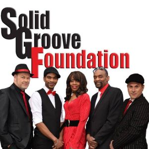 Solid Groove Foundation Soul & Motown Band