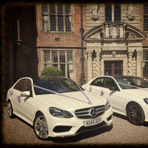 Mile High Chauffeurs Wedding car