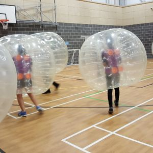 Bubble Tactics Zorb Football