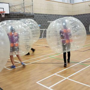 Bubble Tactics Zorb Football