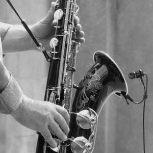 Kevin Goodall Saxophonist