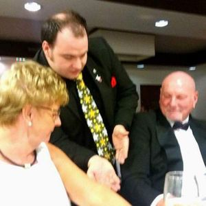 Matthew Barker Entertainment Wedding Magician
