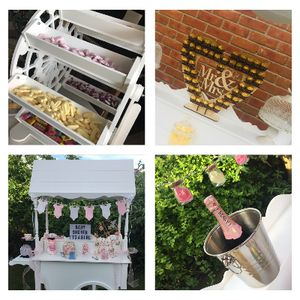 Eventz by Portia & Jo Sweets and Candy Cart
