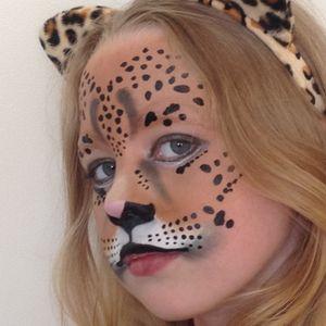 Filigree Face and Body Art Children Entertainment