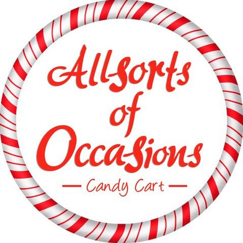 Allsorts of Occasions Sweets and Candy Cart