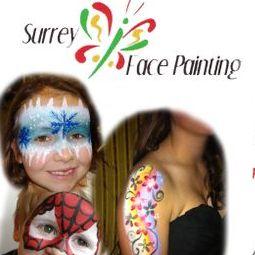 Surrey Face Painting Children Entertainment