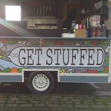 Go Get Stuffed Food Van