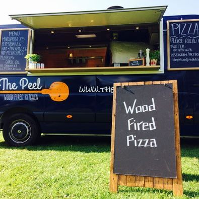 The Peel: Wood Fired Kitchen Catering