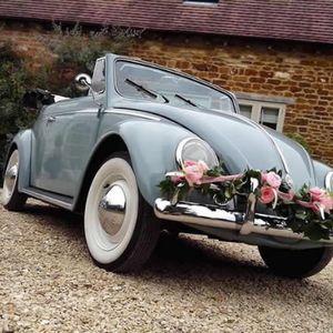 VW Classic Wedding Cars Vintage & Classic Wedding Car
