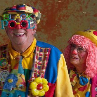 Grandaddy & Nanny Trumbell Clown