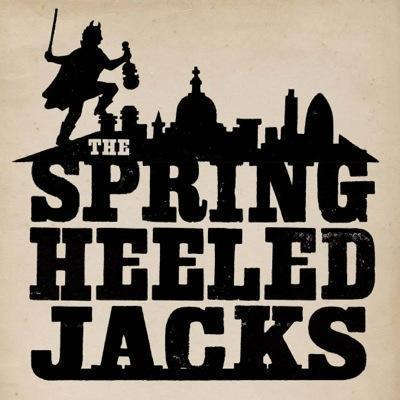 Spring Heeled Jacks Function & Wedding Music Band