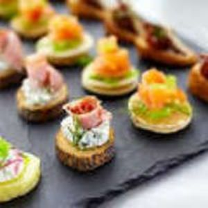 Cocktail & Canapes Catering
