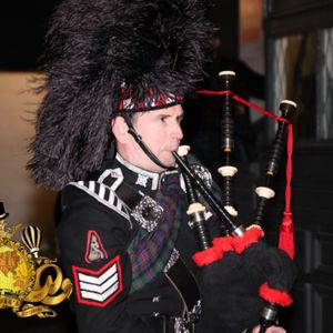 Cliff Hall ...Bagpiper For Any Occasion. Bagpiper
