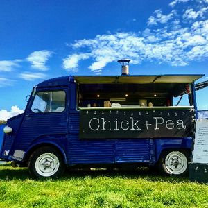 Chick + Pea Business Lunch Catering