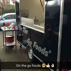 On The Go Foods Burger Van