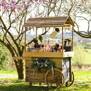 The Dorset Cart Company Sweets and Candy Cart