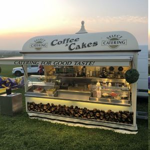 Select Coffee Burger Van