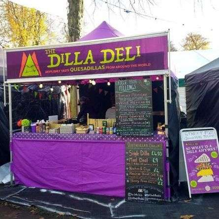 The Dilla Deli Mobile Caterer
