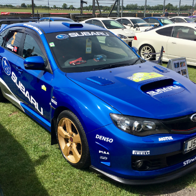 Subaru World Rally Car Luxury Car