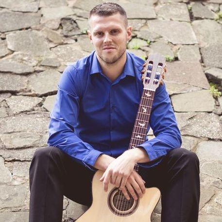 Chris Nicholls - Special Events Guitarist Guitarist