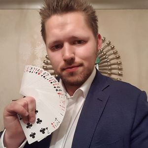 Illusio Wedding Magician