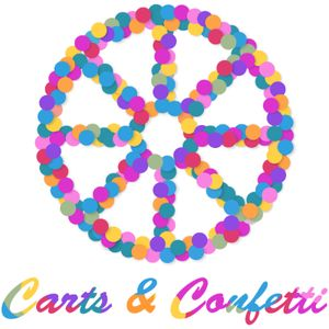 Carts & Confetti Sweets and Candy Cart