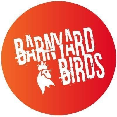 Barnyard Birds Food Van