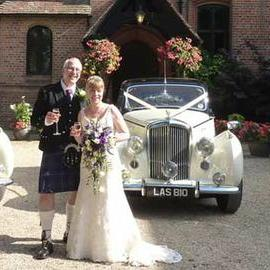 Premier Carriage Wedding Cars Luxury Car