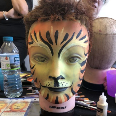 FrankiesFaces Face Painter