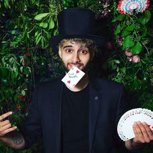 The Magic Word Magician Close Up Magician