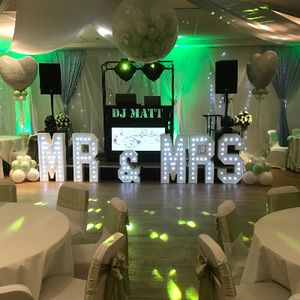 Krazy Entertainments Wedding DJ