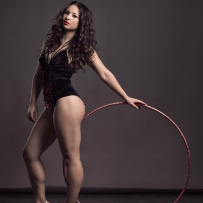 Miss Polly Hoops Dance Instructor